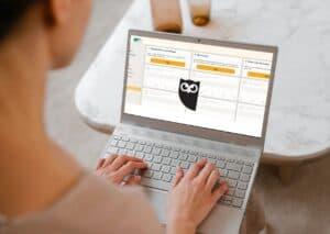 Hootsuite-dashboard-online marketing - ingkacommunicatie